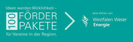 Förderpaket von Westfalen Weser Energie